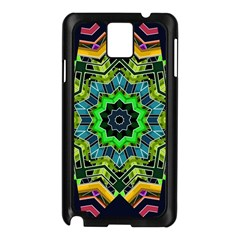 Big Burst Samsung Galaxy Note 3 N9005 Case (black)