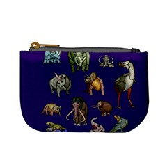 Dino Family 1 Coin Change Purse