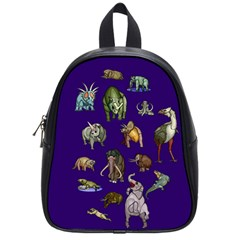 Dino Family 1 School Bag (small)