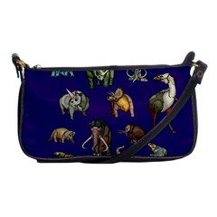 Dino Family 1 Evening Bag