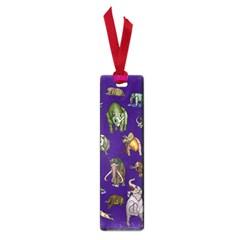 Dino Family 1 Small Bookmark
