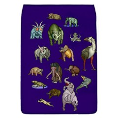 Dino Family 1 Removable Flap Cover (Large)