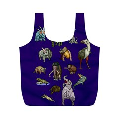 Dino Family 1 Reusable Bag (M)