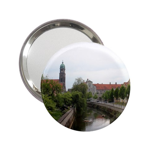Amberg in Bavaria Handbag Mirror (2.25