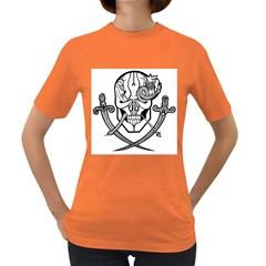 Hoist The Colours! Women s T Shirt (colored)