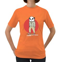 Cute Skater Women s T Shirt (colored)