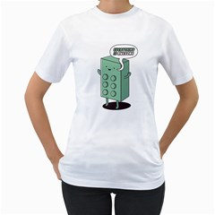 Everything is awesome Women s T-Shirt (White)