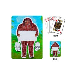 Yeh Ren Text,in Forest  Playing Cards (Mini)