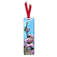 Pink Flower Small Bookmark