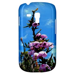Pink Flower Samsung Galaxy S3 Mini I8190 Hardshell Case