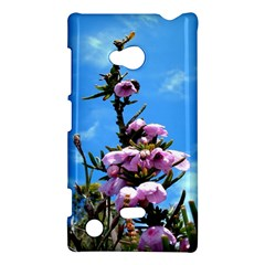 Pink Flower Nokia Lumia 720 Hardshell Case