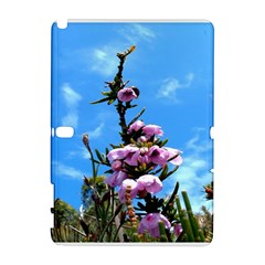 Pink Flower Samsung Galaxy Note 10.1 (P600) Hardshell Case