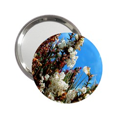 Australia Flowers Handbag Mirror (2 25 )