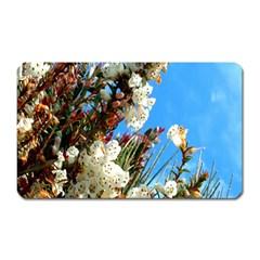 Australia Flowers Magnet (Rectangular)