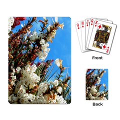 Australia Flowers Playing Cards Single Design