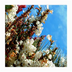 Australia Flowers Glasses Cloth (Medium)