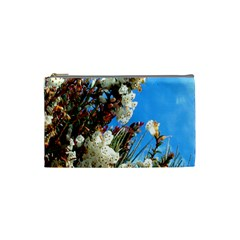 Australia Flowers Cosmetic Bag (small)