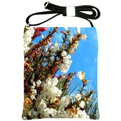 Australia Flowers Shoulder Sling Bag