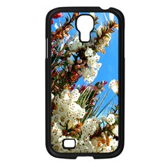 Australia Flowers Samsung Galaxy S4 I9500/ I9505 Case (Black)