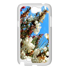 Australia Flowers Samsung Galaxy Note 2 Case (White)