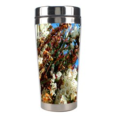 Australia Flowers Stainless Steel Travel Tumbler