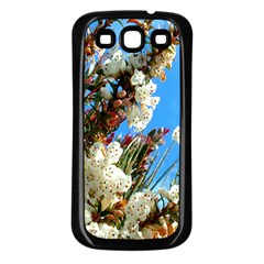 Australia Flowers Samsung Galaxy S3 Back Case (black)