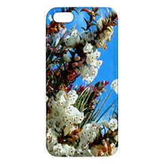 Australia Flowers iPhone 5S Premium Hardshell Case