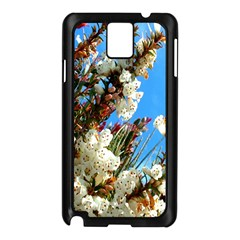 Australia Flowers Samsung Galaxy Note 3 N9005 Case (Black)