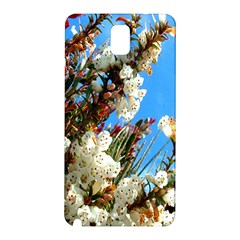 Australia Flowers Samsung Galaxy Note 3 N9005 Hardshell Back Case
