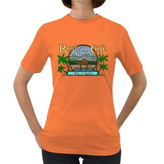Roslyn Cafe  Women s T-shirt (Colored)