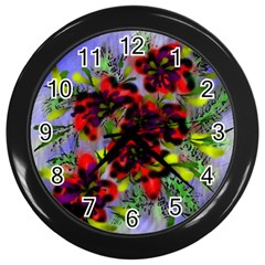 Dottyre Wall Clock (black)