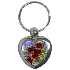 Dottyre Key Chain (Heart)