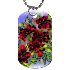Dottyre Dog Tag (two Sided)