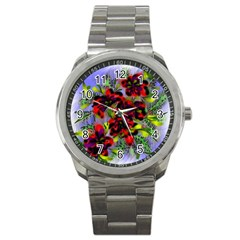 Dottyre Sport Metal Watch