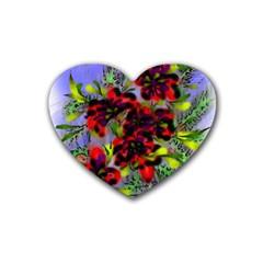 Dottyre Drink Coasters (Heart)