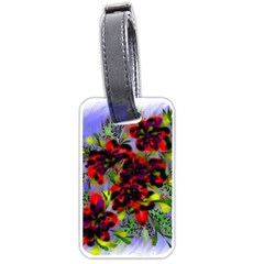 Dottyre Luggage Tag (One Side)