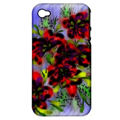 Dottyre Apple Iphone 4/4s Hardshell Case (pc+silicone)