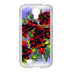 Dottyre Samsung GALAXY S4 I9500/ I9505 Case (White)