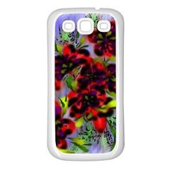 Dottyre Samsung Galaxy S3 Back Case (white)