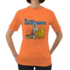 BACHiosaurus 2 Women s T-shirt (Colored)