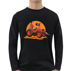 Antimainstream Pirates Men s Long Sleeve T-shirt (Dark Colored)