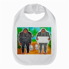 2 Yowie A,text & Furry In Outback, Bib