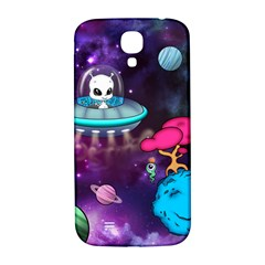 Space Buddies Mobile Samsung Galaxy S4 I9500/i9505  Hardshell Back Case