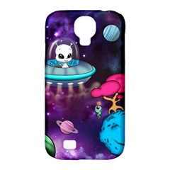Space Buddies Mobile Samsung Galaxy S4 Classic Hardshell Case (PC+Silicone)