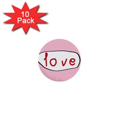 1  Mini Button (10 Pack)