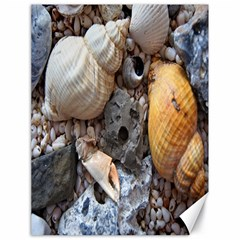 Beach Treasures Canvas 18  x 24  (Unframed)