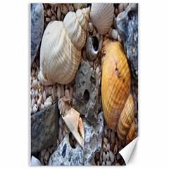 Beach Treasures Canvas 20  x 30  (Unframed)