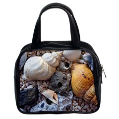Beach Treasures Classic Handbag (two Sides)