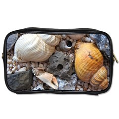 Beach Treasures Travel Toiletry Bag (two Sides)
