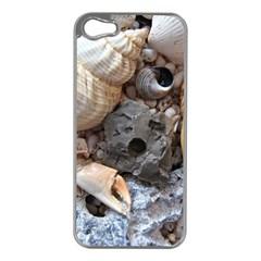 Beach Treasures Apple iPhone 5 Case (Silver)